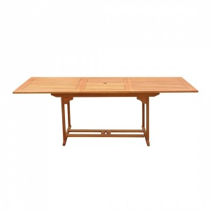 table-teck-toscana-beliani
